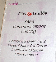 C&G 3667 communications cabling course manual