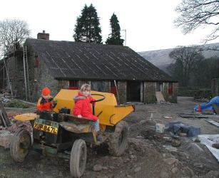 allegations of child labour camps in Garsdale are denied...