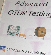 Advanced OTDR level 3 manual